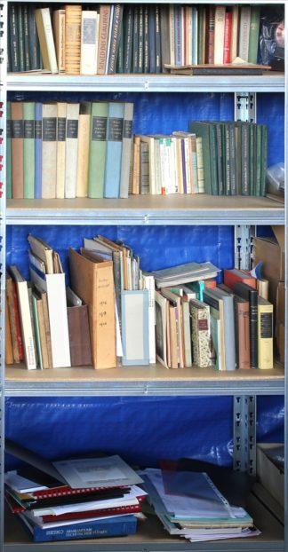 0027-Konvolut Bücher