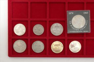0040-Konvolut Münzen
