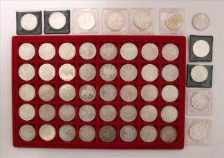 0041-Konvolut Münzen