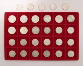 0043-Konvolut Münzen