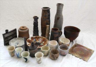 0100-Konvolut Keramik