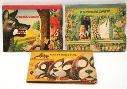 0110-Drei Märchenbücher